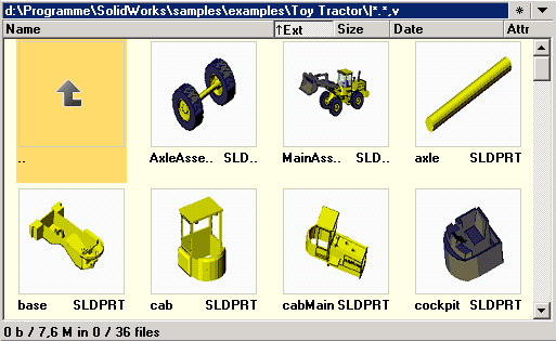 SolidWorks Preview
